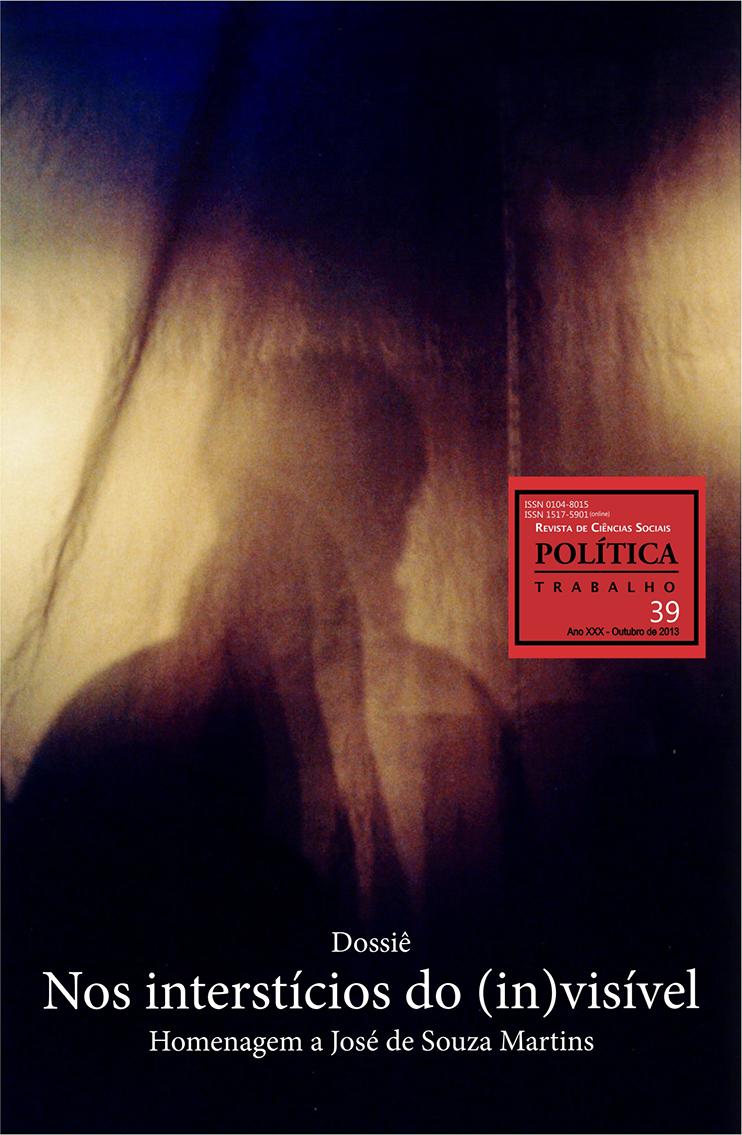 Visualizar REVISTA POLÍTICA & TRABALHO - número 39
