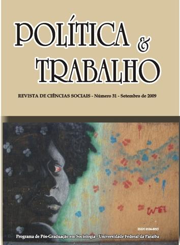Visualizar REVISTA POLÍTICA & TRABALHO - EDIÇÃO 31