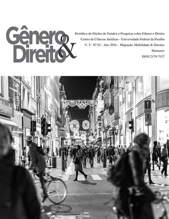 Visualizar v. 5 n. 2 (2016): Migração, Mobilidade & Direitos Humanos