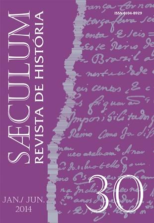 Visualizar Sæculum (n° 30 - jan./jun. 2014) - DOSSIÊ HISTÓRIA E HISTÓRIA DAS RELIGIÕES