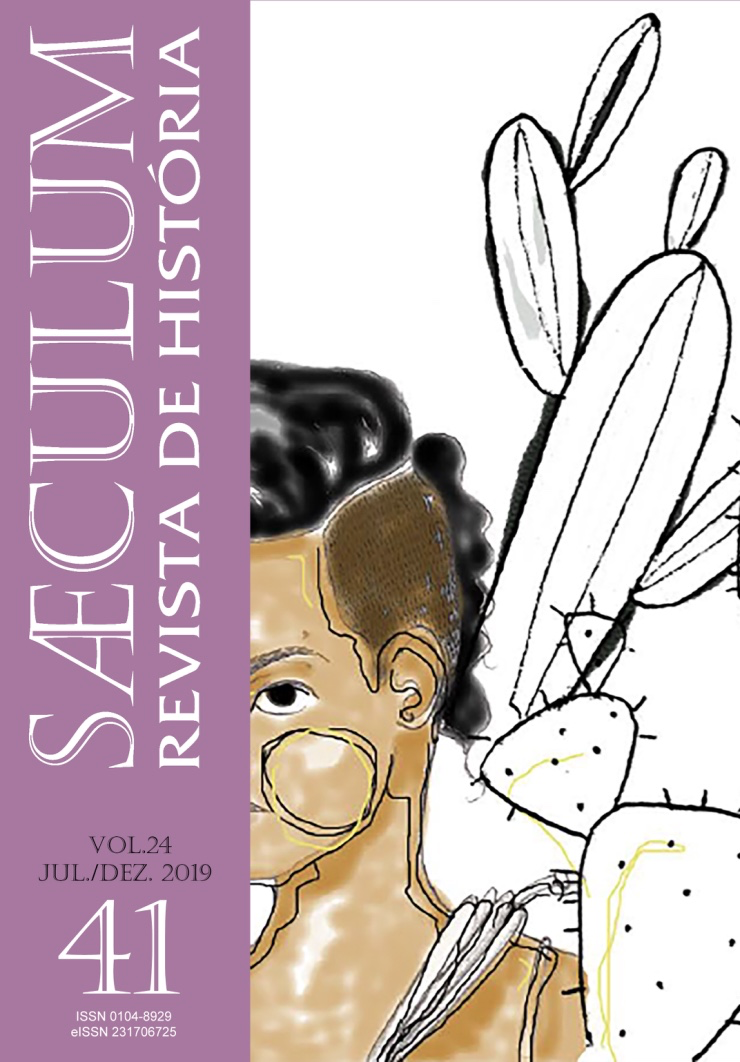 Visualizar Sæculum (nº 41 - jul./dez. 2019) - Dossiê Mulheres, gênero e sertanidades