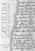 Visualizar Sæculum (n° 20 - jan./jun. 2009) - DOSSIÊ HISTÓRIA E LITERATURA