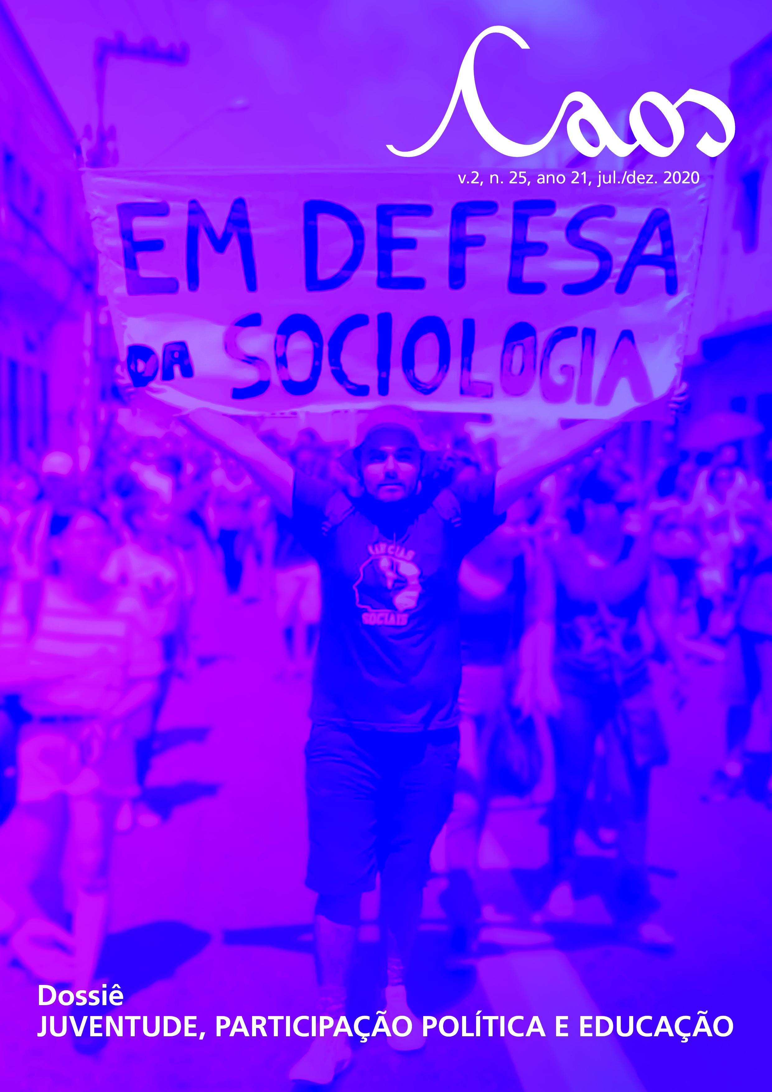 Manifestação nas ruas