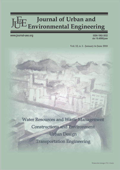 Multivariate Statistical And Gis Based Approach Developed For Integrated Environmental Analysis In Urban Watershed Journal Of Urban And Environmental Engineering