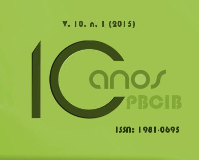 Visualizar Vol. 10, No 1 (2015)