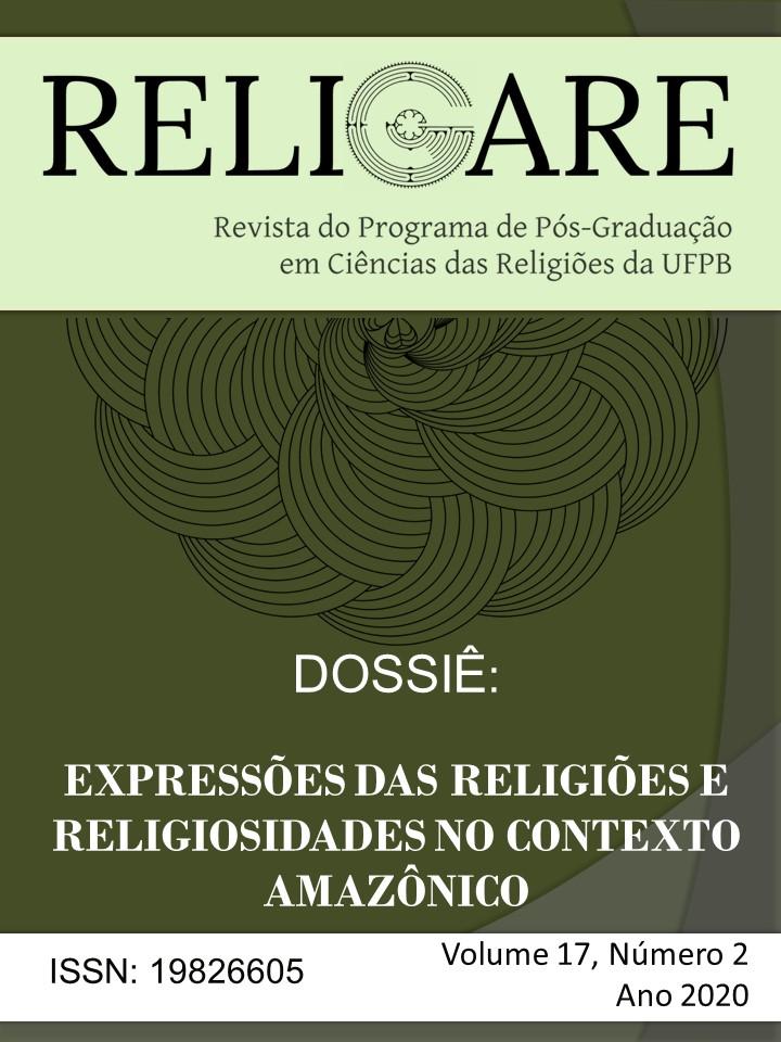 Visualizar v. 17 n. 2 (2020): Expressões das Religiões e Religiosidades no Contexto Amazônico