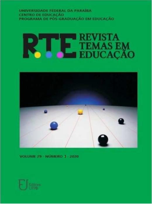 Visualizar v. 29 n. 3 (2020): RTE (set.- dez.) - Fluxo contínuo
