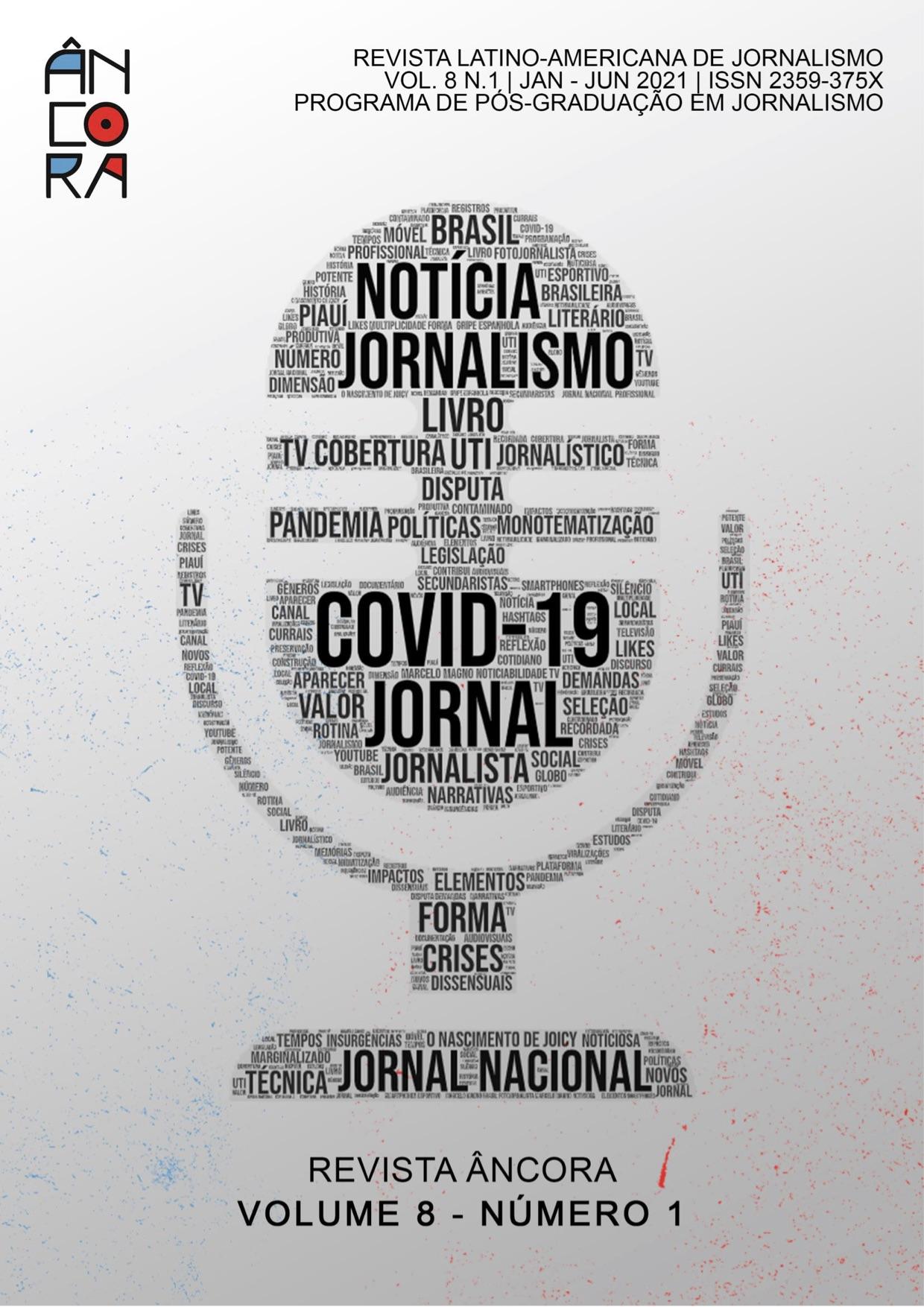 Visualizar v. 8 n. 1 (2021): Pauta Livre