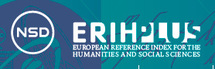 ERIHPLUS ::  Norwegian Social Science Data Services (NSD)