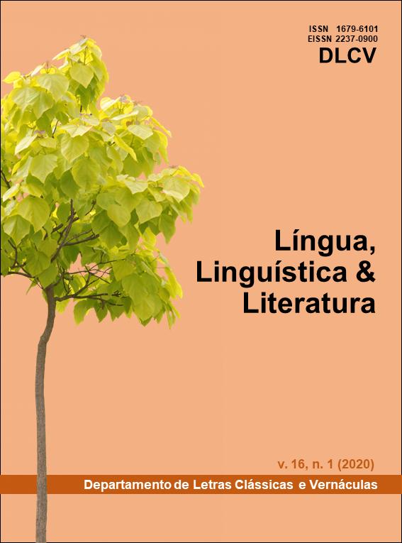 Visualizar v. 16 n. 1 (2020)