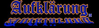 Aufklärung Logo